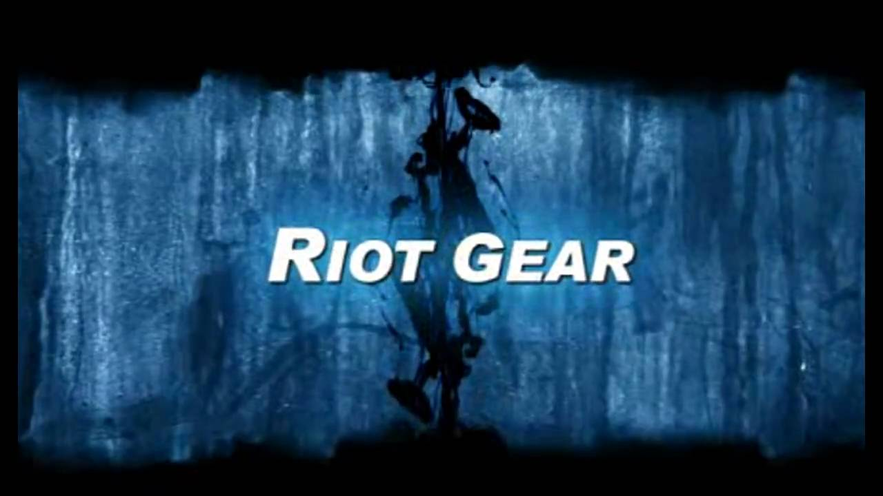 Video Copilot - Riot Gear » free after effects templates