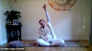 Datta Kriya Yoga Class with Sushila