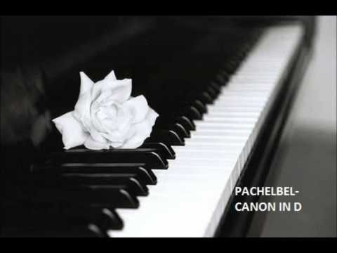 Pachelbel  Canon in D Best Piano Version