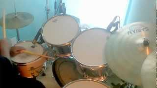Nelly, Kelly Rowland - Dilemma (Drum Cover)