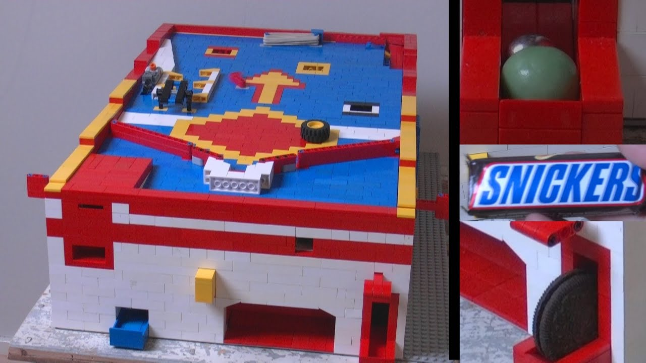 Pinball construction set - Lego Pinball Machine V3 Ultimate Rewards