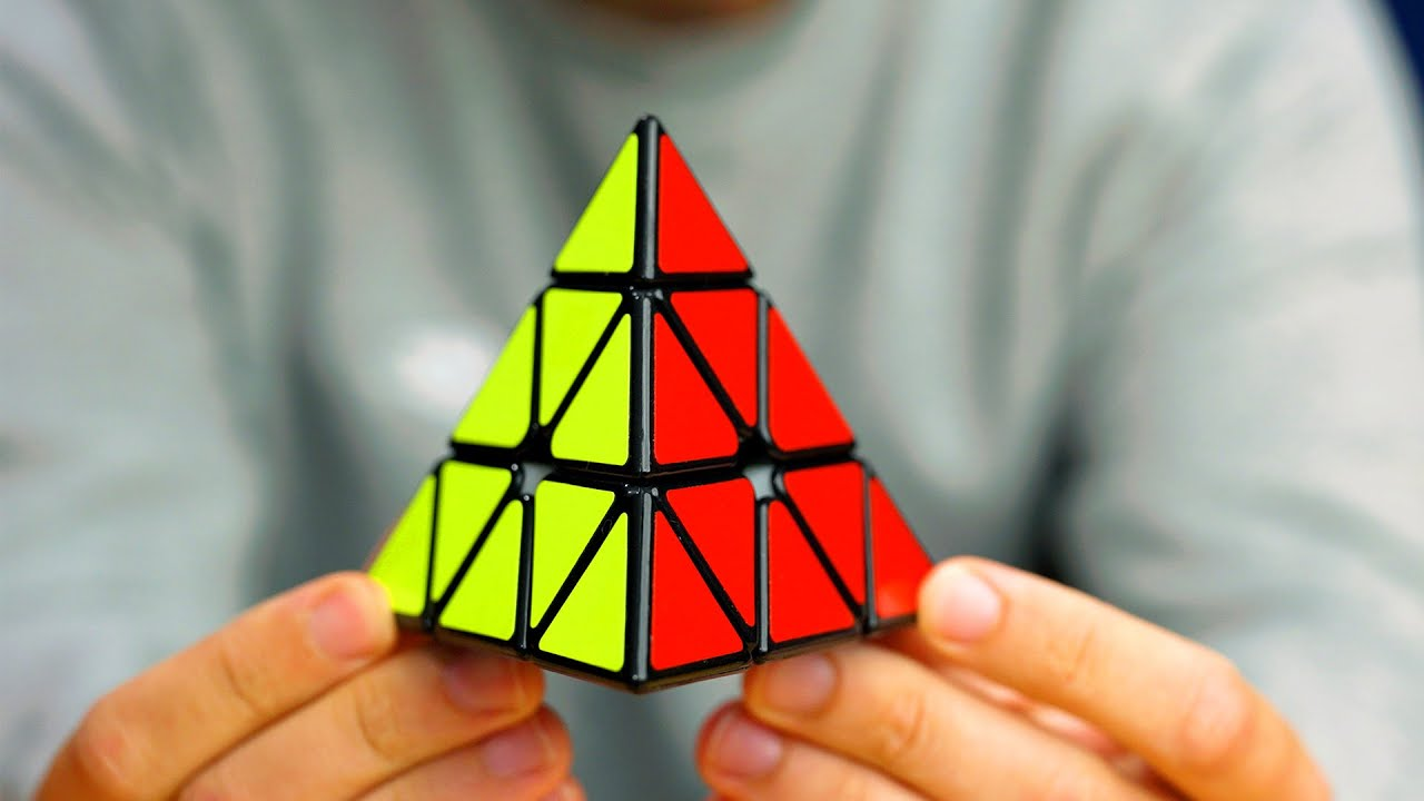This Week I Learned to Solve the Pyraminx