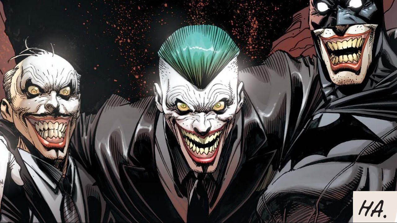 Claymore Wallpaper Hd A Comic Show 4 29 15 Endgame S Batman Amp Joker S Last