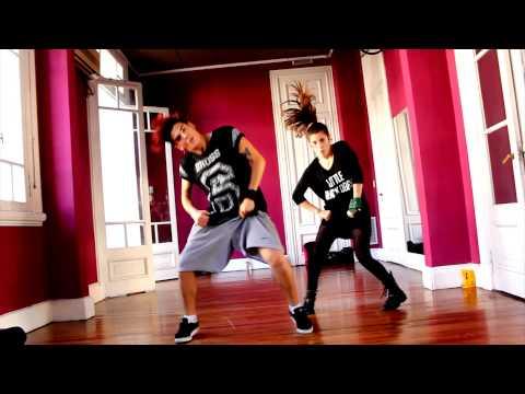 Nicki Minaj  -  Hey Mama  l Coreografia...