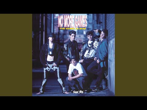 You Got It (The Right Stuff) (The New Kids In The House Mix)