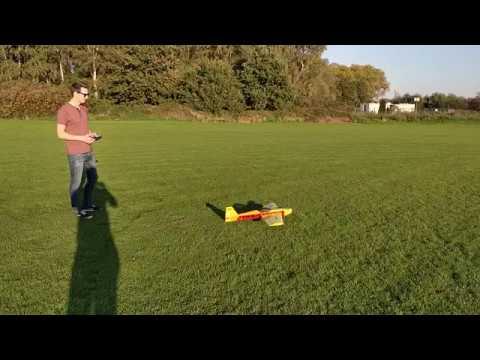 DIV8RTV | Testing of a DIY FrSky Receiver in flight