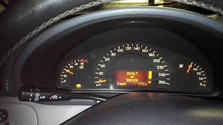 W203 C220 CDi Mercedes-Benz problem