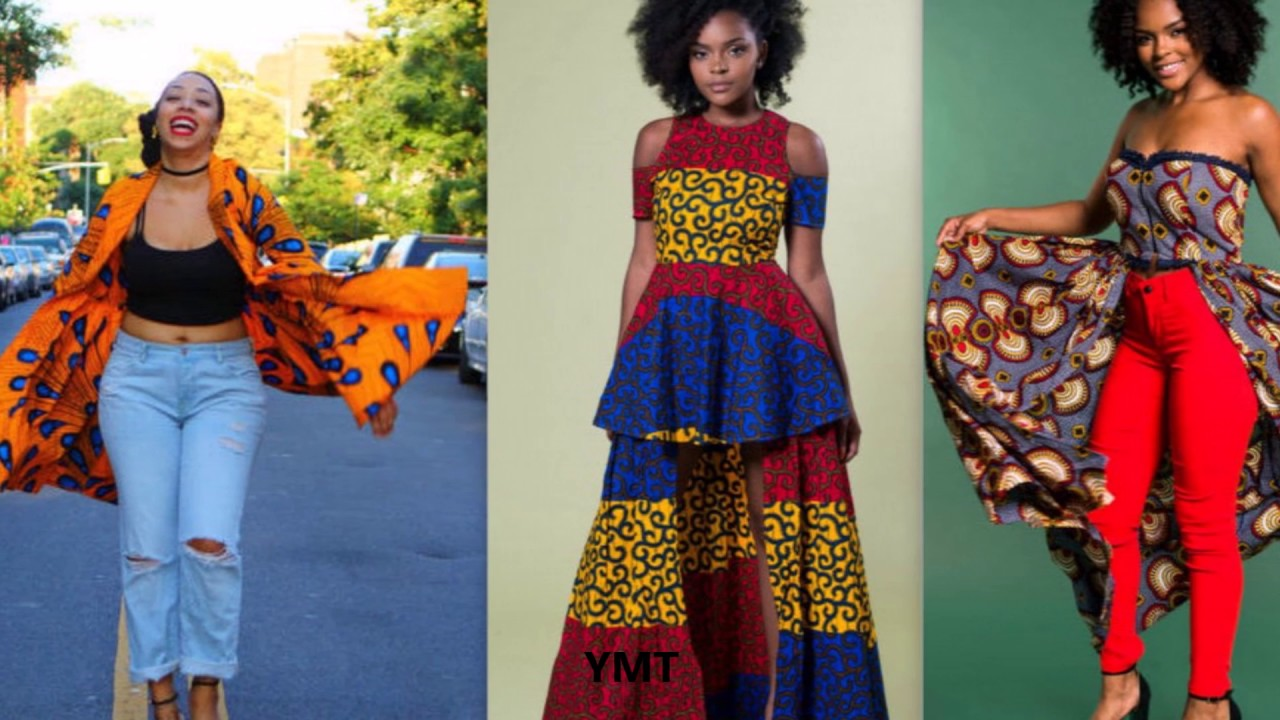 Nigeria Latest Ankara Fashion Styles