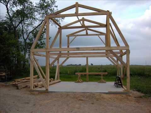 Timber Frame Work Shop