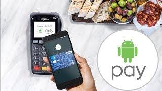 Android Pay je v Česku. Takhle platba telefonem funguje
