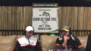 Pro Group Racing - Show Us Your Tips with Beaver & Ado - 8 August 2020 Randwick Quaddie Legs