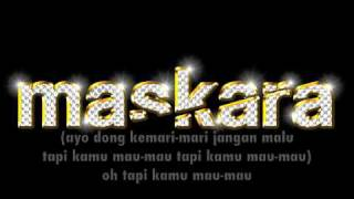 MASKARA - BOY with lyrics