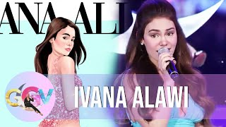 Ivana Alawi performs her song, 'Sana All' | GGV