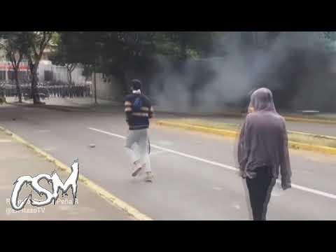 ULTIMA HORA! | PROTESTAS EN CARACAS (UCV) - VENEZUELA 21 DE NOVIEMBRE 2018
