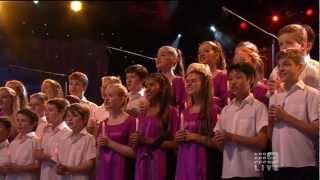 AGC, NBCA - Christmas Canon - Carols by Candlelight 2012