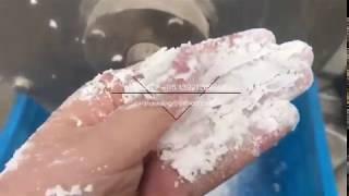 Измельчение Сахара В пудру ! Мельница Гриндер WFJ