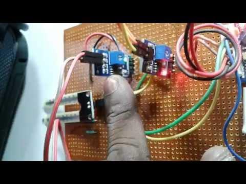 Arduino Pro Mini Based Agro Sensor Node