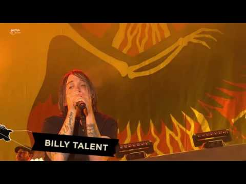 Billy Talent - Rock Am Ring 2016 (FULL CONCERT) [HD]