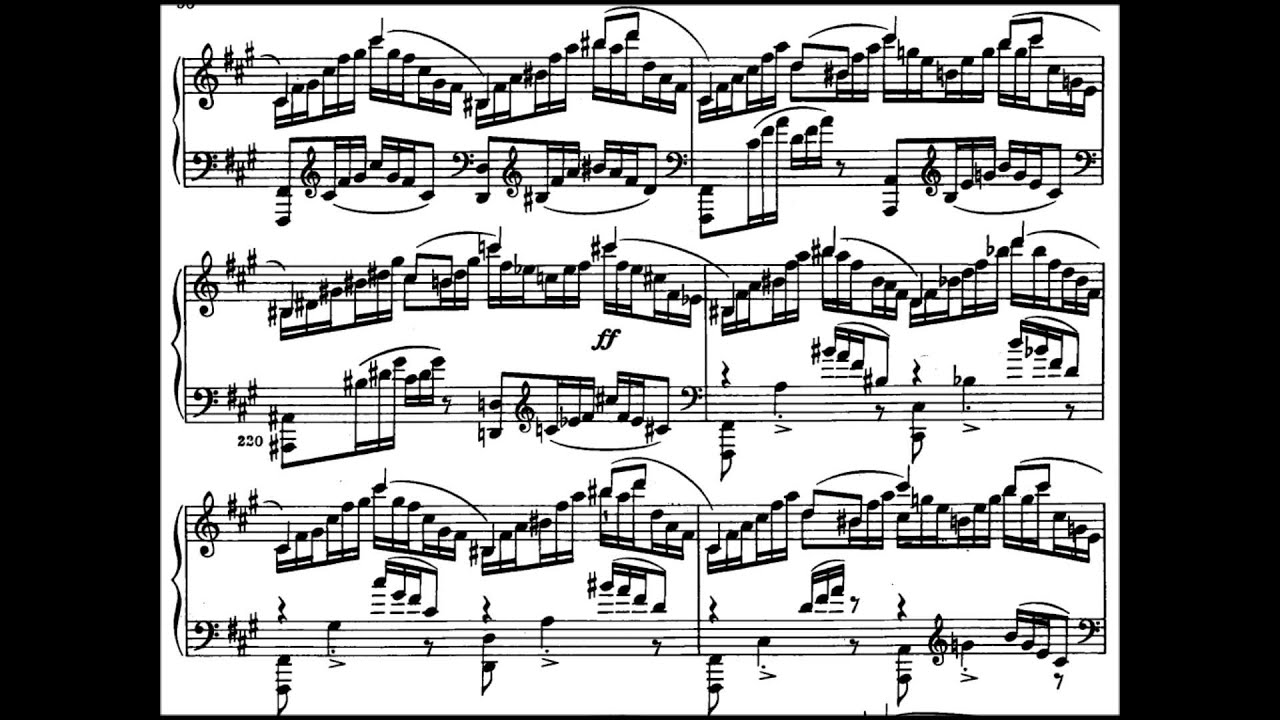 PROKOFIEV PIANO CONCERTO 2 SCORE DOWNLOAD