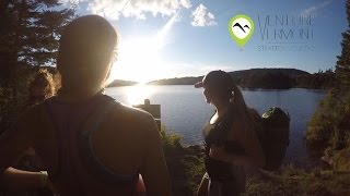 Venture Vermont: Camping at Stratton Pond