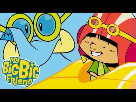 My Big Big Friend   Air Buddies - The Sneakers   English full Episode