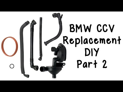 Part 2: How To Replace BMW CCV