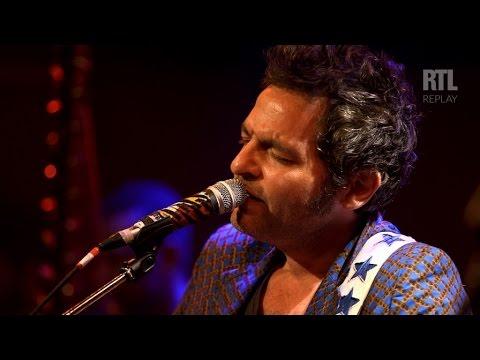 MATTHIEU CHEDID & FATOUMATA DIAWARA - Cet air (LIVE) Le Grand Studio RTL