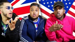 BRITISH VS AMERICAN SLANG CHALLENGE (UK VS US SLANG)