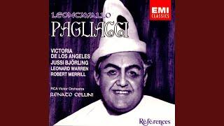 """Provided to by warner classicspagliacci, act 1 scene 3: """"e fra quest'ansie in eterno vivrai!"""" (silvio, nedda) · victoria de los angeles/robert merril..."""
