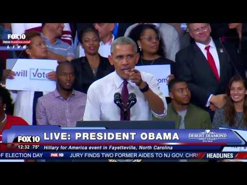 HILARIOUS: President Obama