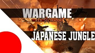 Wargame: Red Dragon - The Rappack #18: Japanese Jungle
