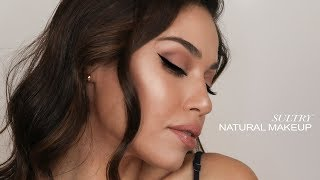 This natural makeup is one of my favorites that I've done lately. I...