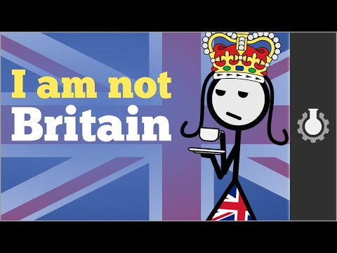 The Difference between the United Kingdom, Great Britain and