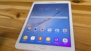 Samsung Galaxy Tab S2 LTE Unboxing [4K/German]