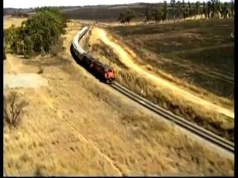 World Class Trains - The Train De Luxe Rail Safari