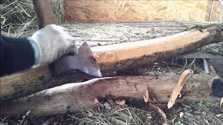 Как вкопать столбы для забора - металлические и деревянные: видео