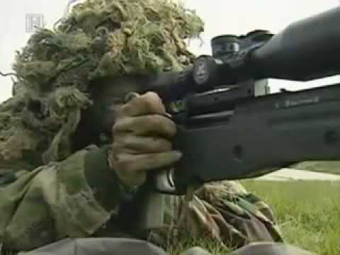 British Royal Marine Snipers: Documentary (HQ)  Part 1