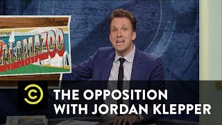 Download lagu The Opposition w/ Jordan Klepper - The Enemy Is Amazon