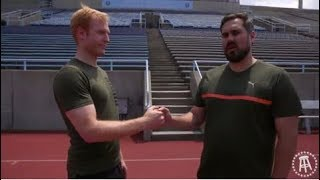 Barstool Fitness Episode 5: Running Stadium Stairs With Big Cat