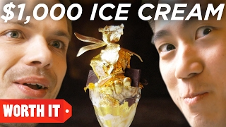 Download $1 Ice Cream Vs. $1,000 Ice Cream Mp3 and Videos