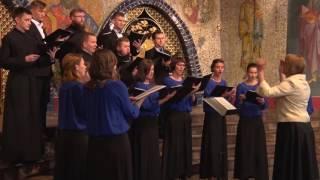 Hajnowskie Dni Muzyki Cerkiewnej'2016 - Chór Parafii Prawosławnej z  Białymstoku
