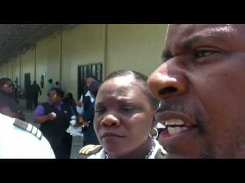 Bahamas Customs and Immigration Voice Concerns through Strike (Part 2)