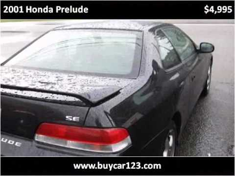 2001 Honda Prelude Used Cars Vancouver Bc Youtube