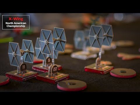 Finals | North American Championship 2015 | X-Wing