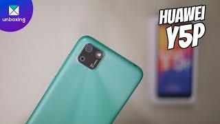 Huawei Y5p | Unboxing en español