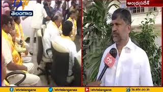Gambar cover Ravula Chandra Shekar Reddy & L.Ramana Interview | on TDP Leaders to Meet AP CM