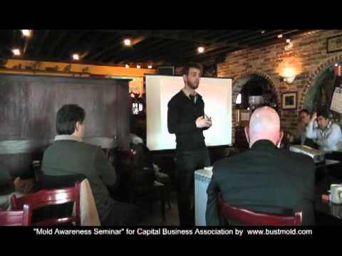 Mold Awareness Seminar: Capital Business Association (CBA)