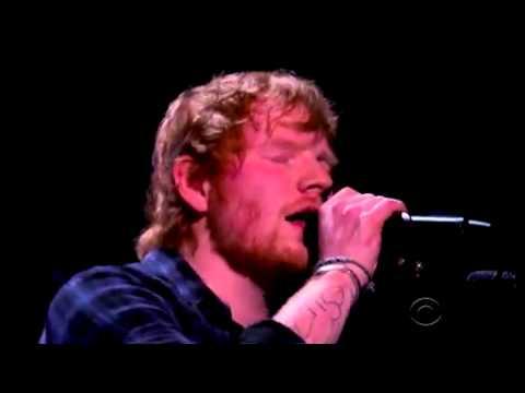 Ed Sheeran's Stevie Wonder cover (made love her)