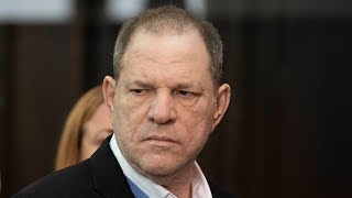 Harvey Weinstein SURRENDERS to NYPD After Being Charged with Sex Crimes