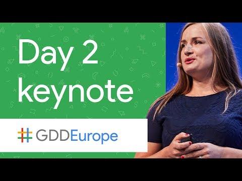 Day 2 Keynote (GDD Europe